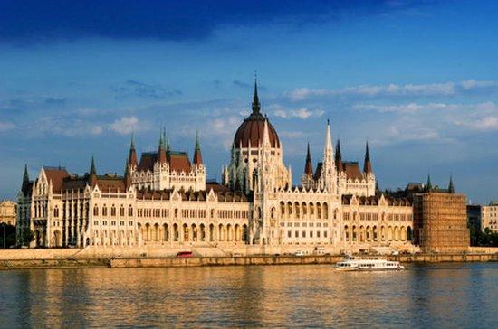 ブダペストコンボ:ホップオンホップオフツアー、ドナウ川クルーズ、コーヒーとケ…