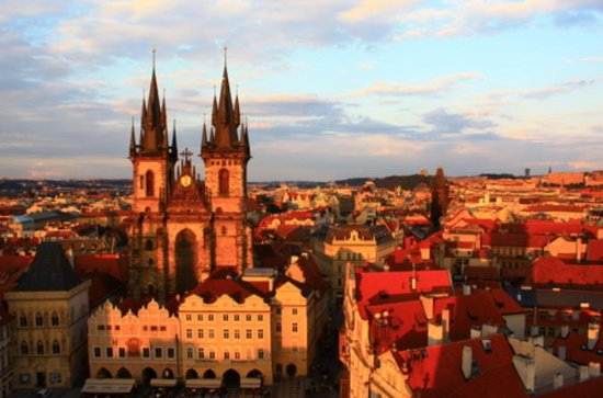 Prague Combo: City Tour Including...