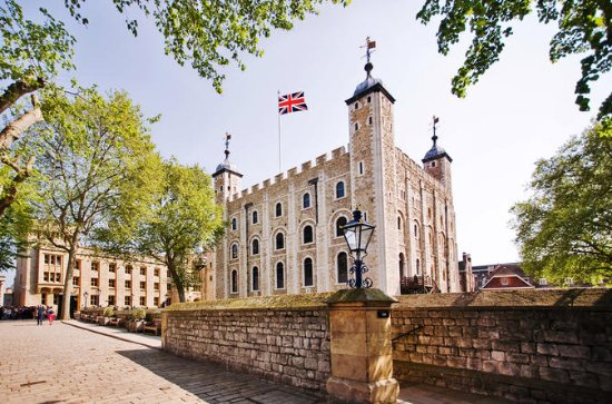 Tower of London, Changing of the...