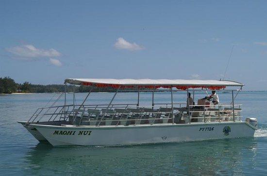 Moorea Lagoon Cruise en Island Picnic
