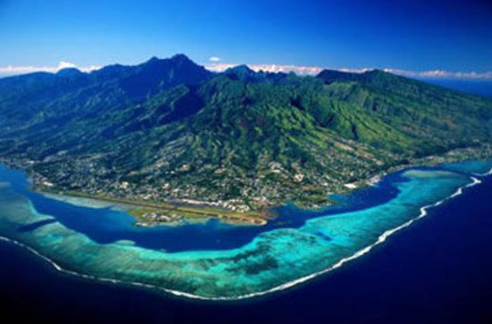 Moorea Circle Island and Belvedere...