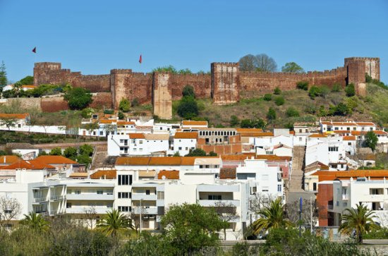 Silves and Caldas de Monchique Day...