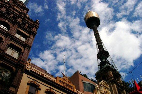 Sydney Tower: restaurangen 360 Bar and Dining