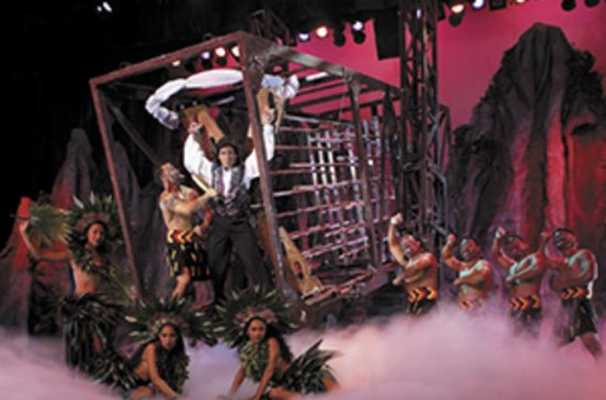Magic of Polynesia Show