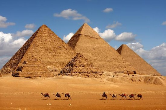 Private Tour: Giza Pyramids, Sphinx...