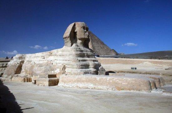 Private Tour: Giza Pyramids, Sphinx ...