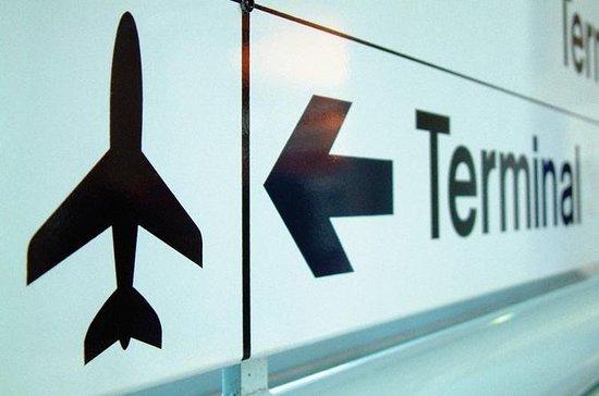 Transfert de départ privé: de l'hôtel à l'aéroport de Dublin