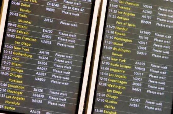 Edinburgh Airport to Hotel Private Arrival Transfer
