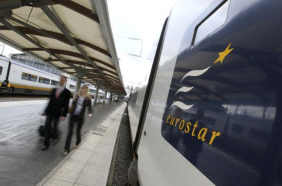 London St Pancras Eurostar Private...