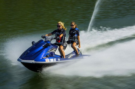 Lake Mead Jet Ski Tour from Las Vegas with Lunch, Hoover Dam