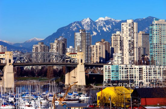 Vancouver City Sightseeing with Capilano Suspension Bridge