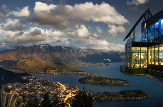 Queenstown – Skyline-Gondel und ...