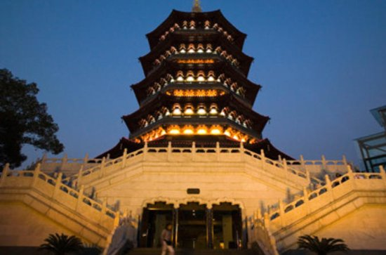 Hangzhou Cultural Tour Including Leifeng Pagoda, China National Silk...