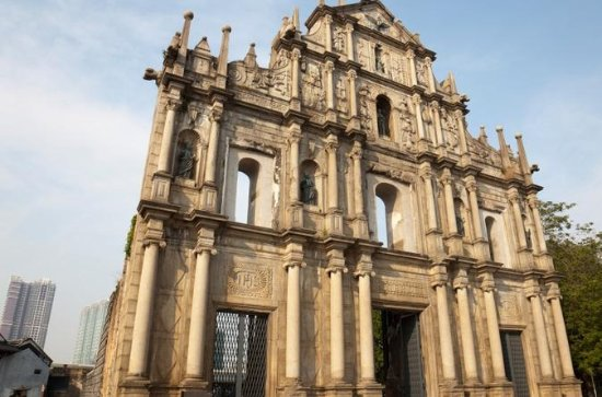 Private Tour: Macau Day Trip from ...