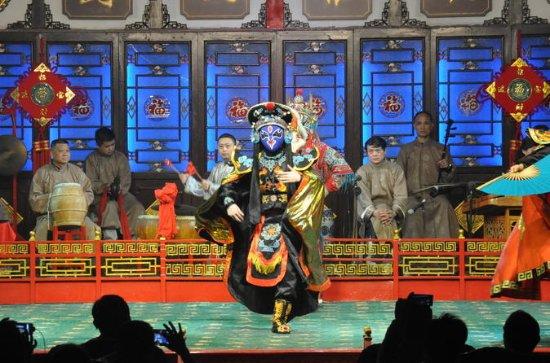 成都、四川オペラ