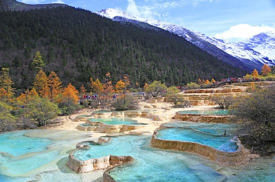 2-Day Jiuzhaigou and Huanglong...