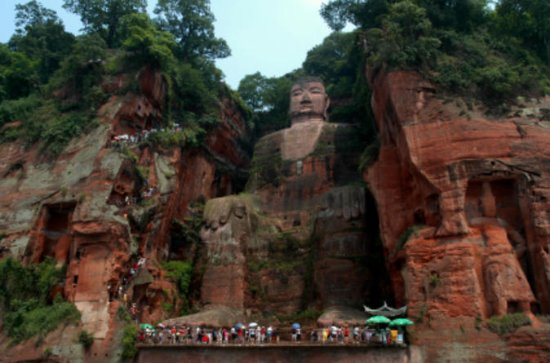 Private Tour: Day Trip to the Leshan...