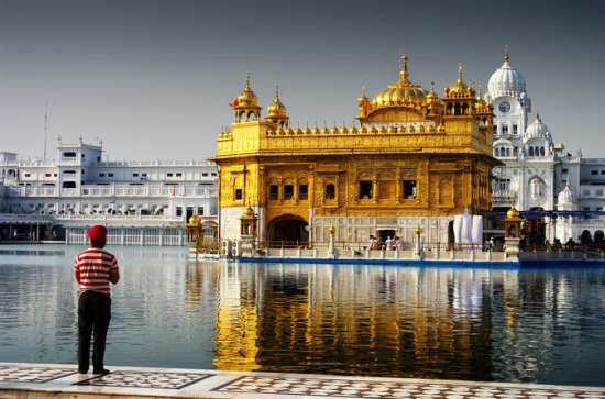 Delhi to Amritsar and Golden Temple...