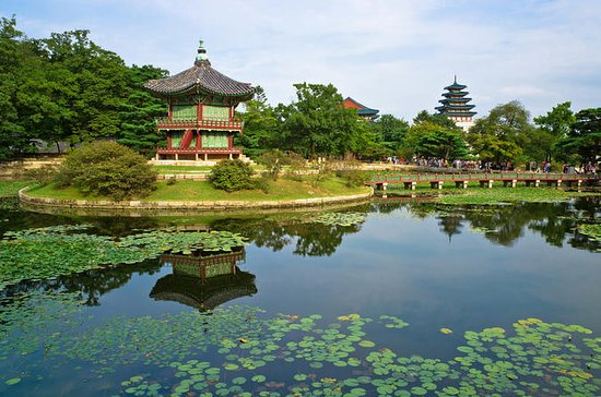 Korean Palace and Temple Tour in...
