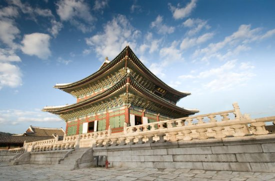 Korean Heritage Tour: Palaces and...