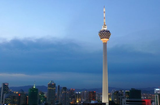 KL Tower Revolving Restaurant Buffet...