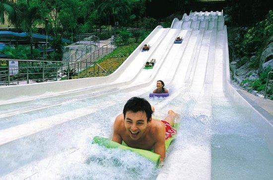 Sunway Lagoon Theme Park Day Trip...