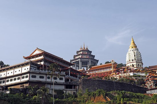 Penang City Private Sightseeing Tour...