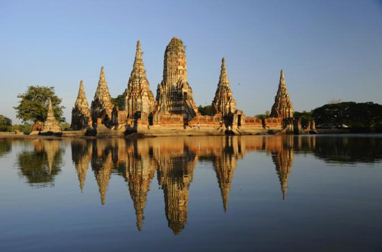3-Day River Kwai Tour from Bangkok...