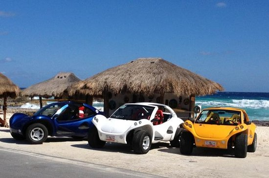 Cozumel Self-Drive Buggy Tour ...