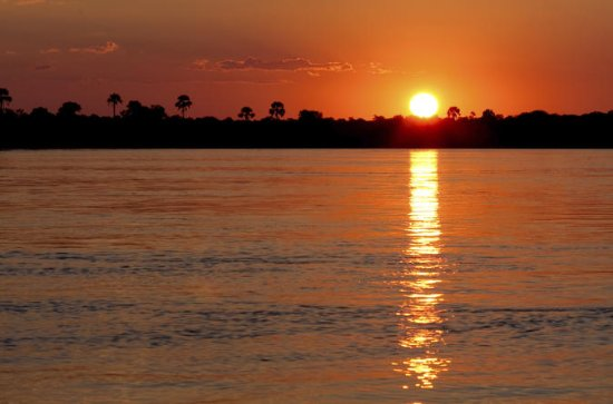 Sunset Zambezi River Cruise with...