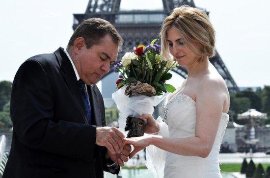 Renouvelez vos vœux de mariage à Paris