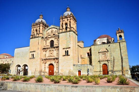 Oaxaca City Sightseeing Tour: Temple...