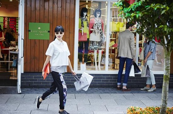 Kildare Village Shopping Day Trip...