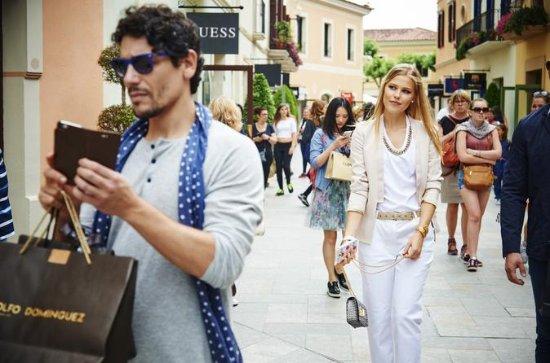 La Roca Village-Shopping-Tagesausflug...
