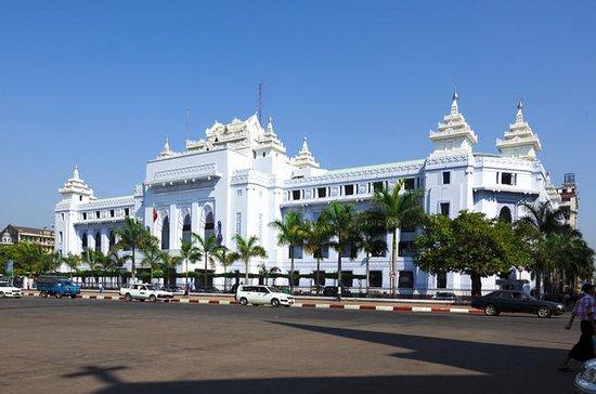 Yangon Architectural Heritage Walking Tour