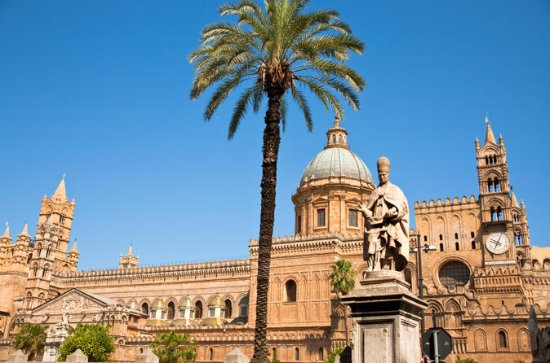 4-Night Western Sicily Tour from...