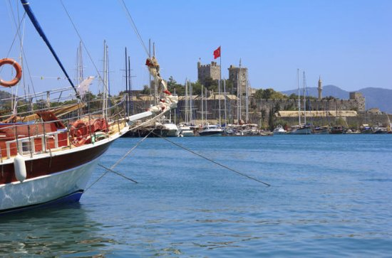 Bodrum Peninsula Full-Day Cruise...