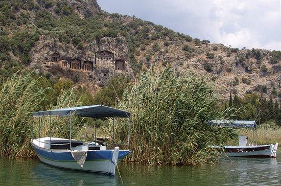 Dalyan from Fethiye Day Trip with River Cruise, Iztuzu Beach