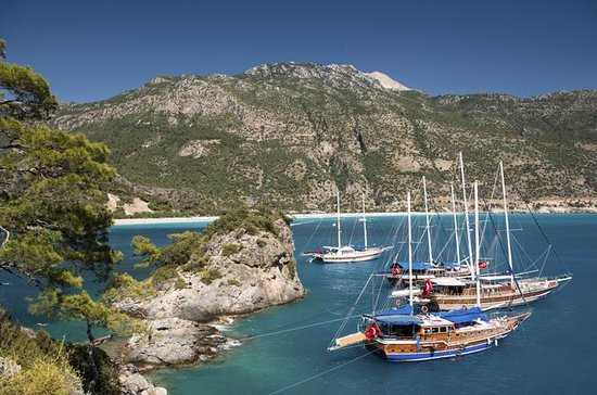 Oludeniz Full-Day Boat Trip with...