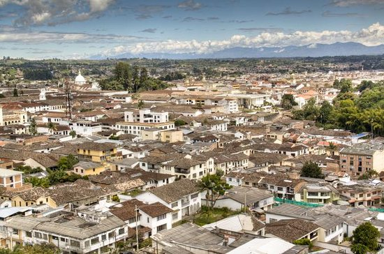 Private Tour: Popayán Day Trip from...