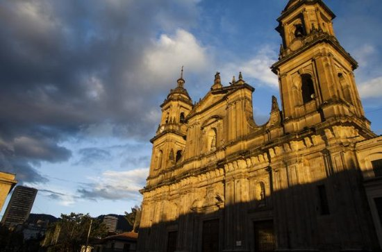 Bogotá Small-Group Sightseeing Tour...