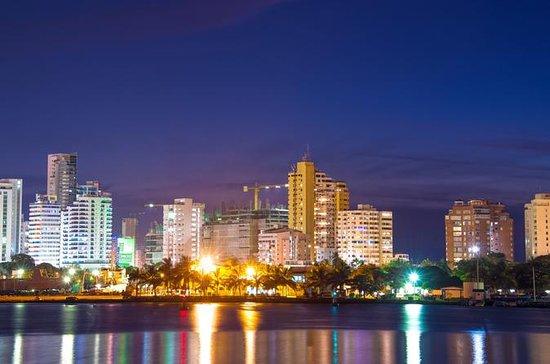 Vida nocturna de Cartagena en autobús...
