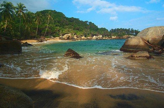 Tayrona National Park och Beach Day ...