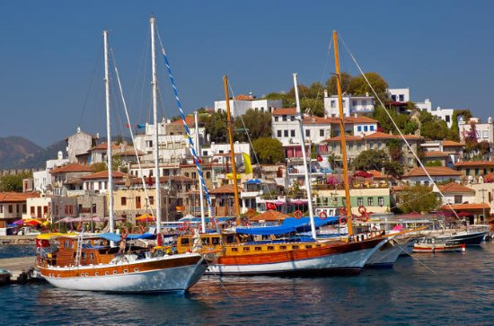 Rhodes to Marmaris Full-Day Trip with...
