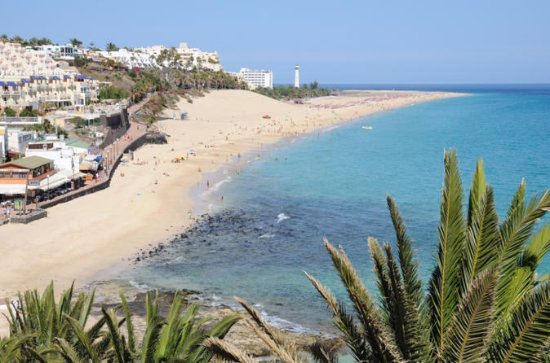 Fuerteventura Day Trip from Lanzarote