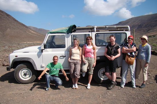 Tour di Lanzarote in Jeep 4x4