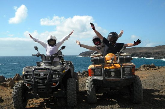 Fuerteventura Quad or Buggy Tour