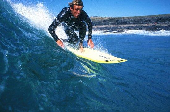 Experiencia de surf en Lanzarote en...