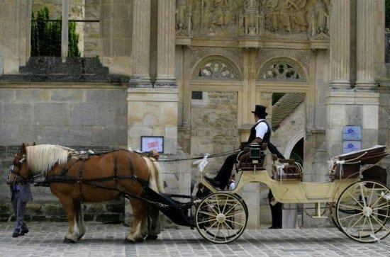 Private Tour: Versailles Horse and...