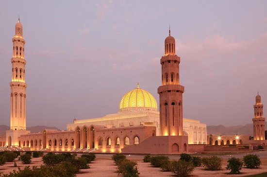 Private Tour: Muscat by Night